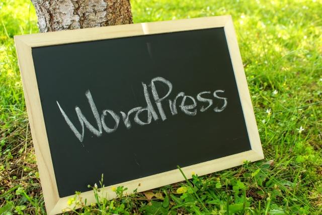 WordPressの写真